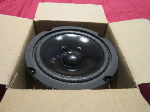 """NEW 5/"""" Woofer Speaker.MidRange.8ohm.70w.Pro.Home Audio.Replacement five inch."""