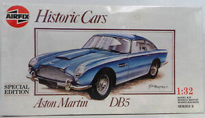 Image Is Loading CARS ASTON MARTIN DB5 BOXED MODEL KIT MADE