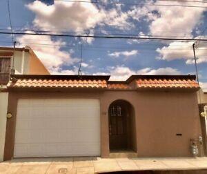 Casa en Venta de un Piso Fracc. México en San Lorenzo Ciudad Juárez Chih.