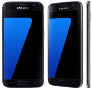 Samsung-Galaxy-S7-G930T-T-Mobile-Debloque-sim-32GB-5-1-034-Telephone-12-0MP-Noir