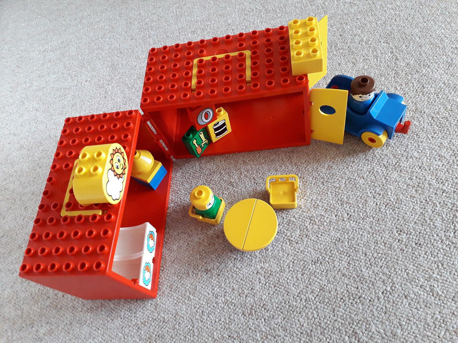 Lego Duplo 2648 Haus mit Garage