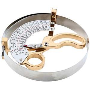 Scissor Type Ring Compass Cap Hat Size Measuring Tools 6 1 8 Us To 7