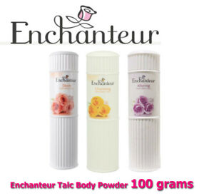 Enchanteur Perfumed Talc Fragrance Body