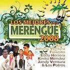 Los Mejores del Merengue 2008 by Various Artists (CD, Mar-2008, Norte)