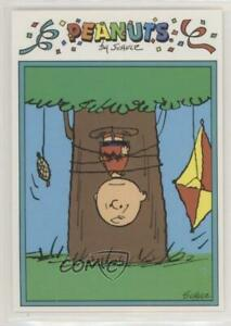 Peanuts PEPPERMINT PATTY Trading Card Preview Edition Card #6  Free Ship 1991