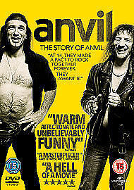 Anvil the story of anvil book