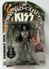 McFarlane Kiss Psycho Circus Tour Edition Gene Simmons Action Figure Rock Guitar