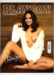 christina geiger im playboy