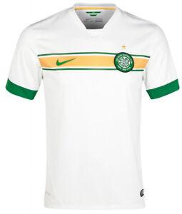 Image is loading Nike-Celtic-3rd-2014-15-Junior-Football-Shirt- 4e68efe8f