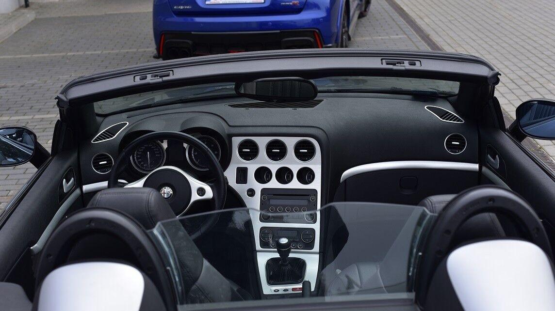PLACCHE ALFA ROMEO 159 BRERA SPIDER JTD JTDM TBI Q4 4X4 JTS TI V6 TURBO JTS