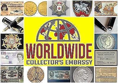 WORLDWIDE COLLECTORS EMBASSY