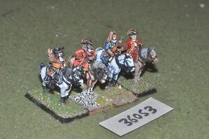 25mm Marlburian / Dutch - Commandals Generals 4 Figures (36053)