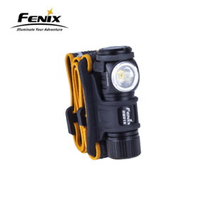FENIX-HM51R-Taschenlampe-500lm-USB-Akku-Kopfgurt-Winkellampe-Stirnlampe