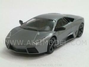 Lamborghini Reventon 2007 Matt Grey 1:43 Minichamps 400103950