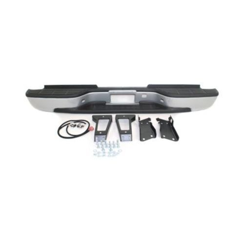 New Rear Bumper For GMC Sierra 2500 HD Classic 2007-2007 GM1103141