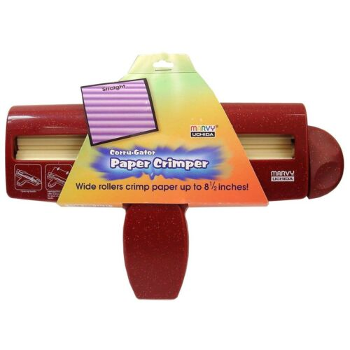Straight Straight Marvy Corru-Gator Paper Crimpers