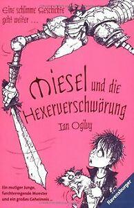 Miesel-und-die-Hexerverschwoerung-von-Ogilvy-Ian-Buch-Zustand-gut
