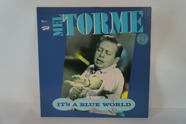 Mel Torme - It´s a blue World, Affinity Records, Vinyl (8)