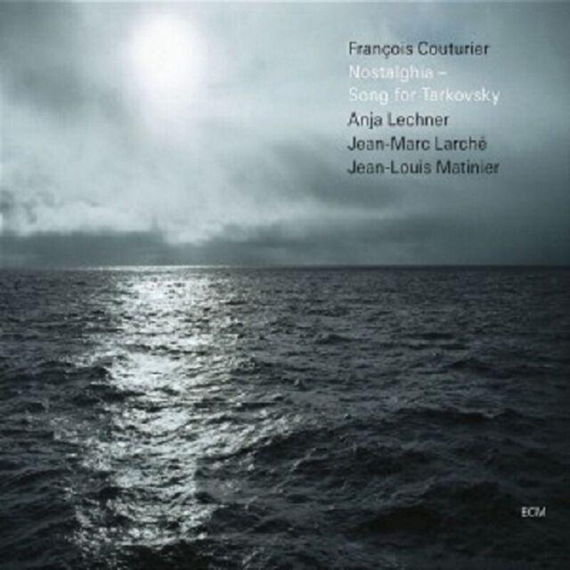 "FRANCOIS COUTURIER ""NOSTALGHIA-SONG FOR TARKOVSKY"" CD"