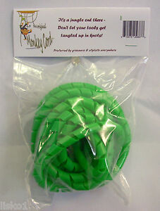 Cord Detanglers for ALL Clippers Trimmers Dryers Appliances 10ft length GREEN