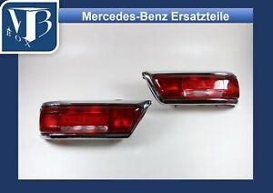 Mercedes-Benz-W113-Pagode-230SL-Paar-Ruckleuchten-rot-rot-kompl