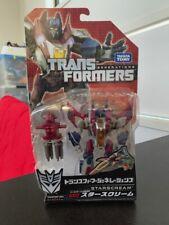 TG09 Starscream by Takara Tomy MA Figure Transformers Generations