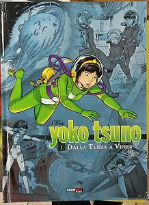 YOKO-TSUNO-integrale-volume-1-RW-Linea-chiara-nona-arte-con-imperfezione