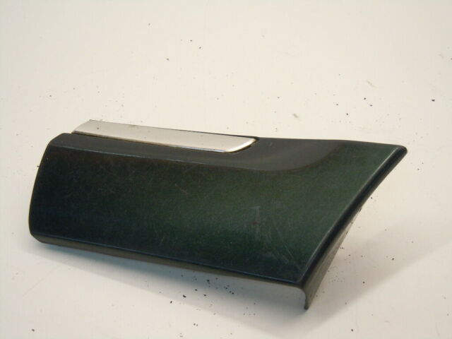 Audi A8 D2 Front OS Right Wing Trim Green #11 4D0853972D