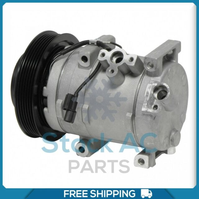 A/C Compressor For Acura RDX, TL, TSX / Honda Accord