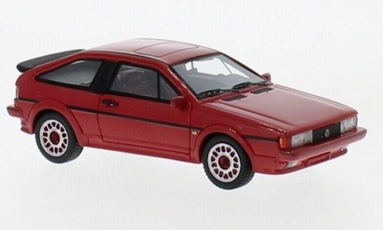 Neo 43042-volkswagen vw scirocco II gtx red - 1986 1 43