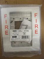 Genesis Est G1t-fire Trim Plate For Fire Alarm