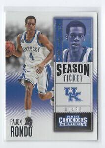 2016-17-Contenders-Draft-Picks-79-Rajon-Rondo-Kentucky-Wildcats