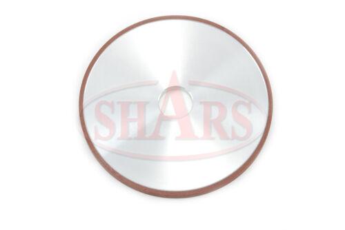 "SHARS 6 X 1//4/"" D1A1 STRAIGHT STYLE DIAMOND WHEEL 220 GRIT NEW"