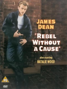 James-Dean-Natalie-Wood-Rebel-Without-a-Cause-DVD-NUOVO