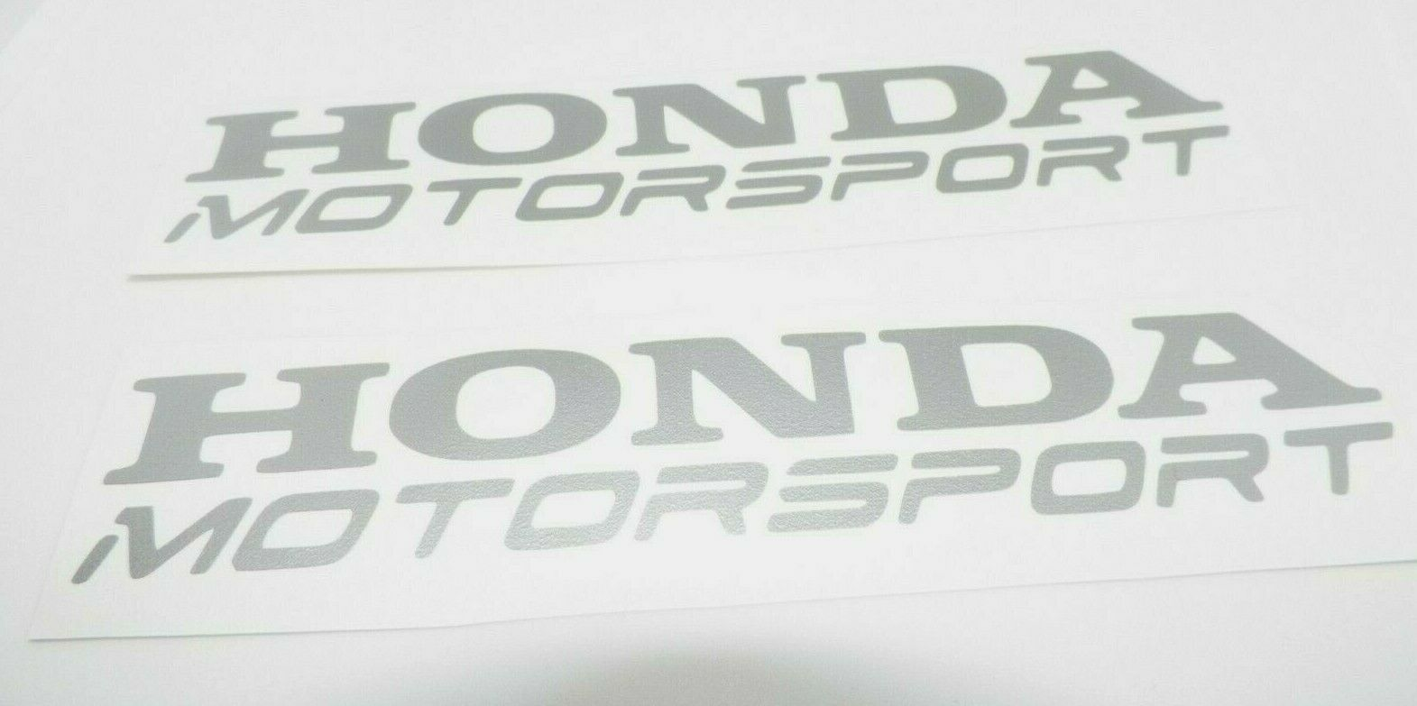 2x honda motosport sticker vinyl decal for car and others FINISH GLOSSY