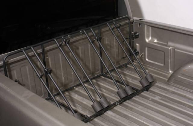 Pick-Up Truck Bed Rack 4 Bikes Advantage Sports BedRack Bike Rack Carrier 2025
