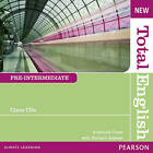New Total English Pre-Intermediate Class Audio CD by Araminta Crace (CD-Audio, 2011)