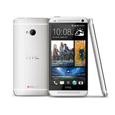 4.7'' NEW HTC One M7 - 32 GB - Silver (Unlocked) Android Mobile Phone