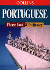 Portuguese Phrase Book and Dictionary by HarperCollins Publishers (Paperback, 1990)