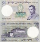 Bhutan banconota 10 ngultrum