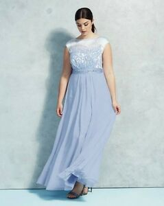 Bnwt Coast Lori Dress Maxi Taille 18 Loretto YqfOqpxS