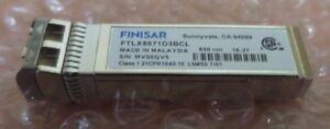Fujitsu-Finisar-10GE-SFP-SR-FTLX8571D3BCL-Ricetrasmettitore-Modulo-S26361-F3986-E3
