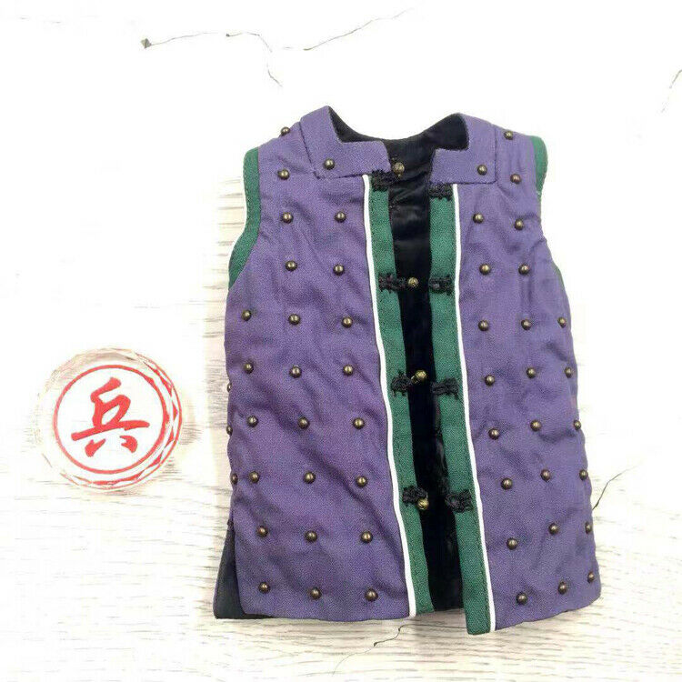 Vest for KLG-DK001 Ming Dynasty Series Transmitter Clothes Clothes Clothes Set 1 6th Scale 24c893