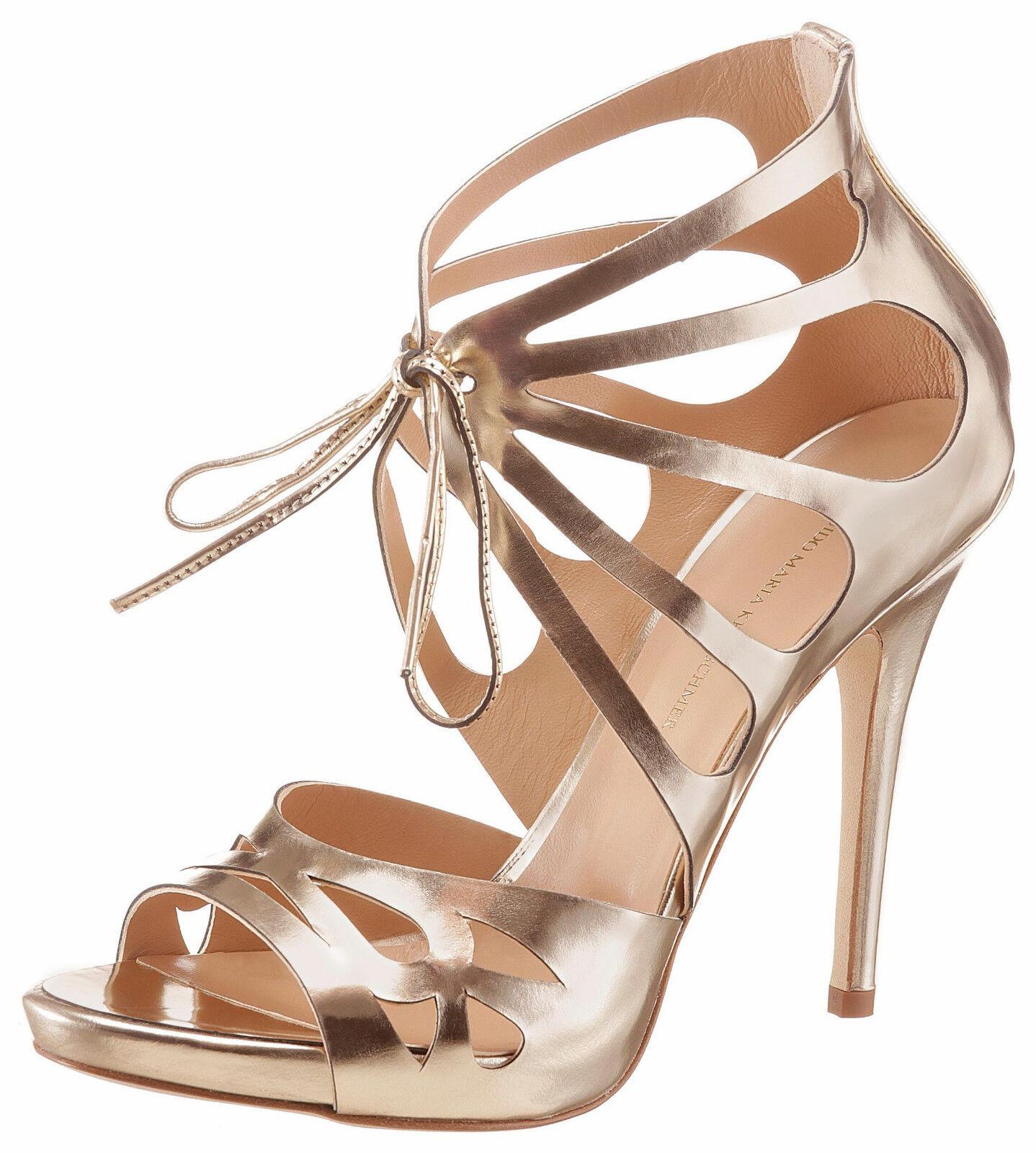 GUIDO MARIA KRETSCHMER High-Heel-Sandalette, mit modischer Schnürung, Gr.39
