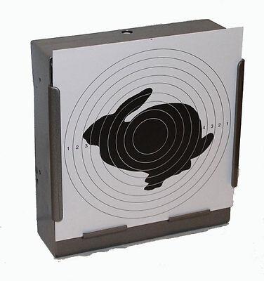 100 Aria Fucile Da Tiro Conigli Bersagli 14cm Biglietto Pistola (deluxe 275gsm Con Le Attrezzature E Le Tecniche Più Aggiornate