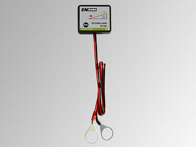 Batterietester Wohnwagen Rangierhilfe Einbau 12V BT1201 Batterie z.b E-go 16613