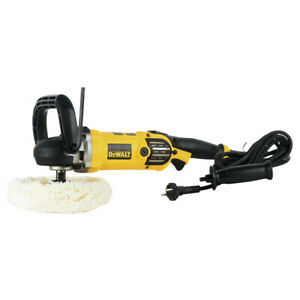 DEWALT 7 in./9 in. Variable Speed Polisher with Soft Start DWP849XR Recon