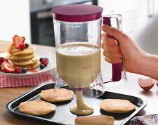 Batter Mixture Dispenser Gadget Utensil Tool Kitchen Cakes Muffins Pancakes Cook