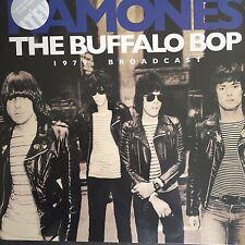 LP Ltd Edt CLEAR VINYL RAMONES The Buffalo Bop - The 1979 Broadcast New York