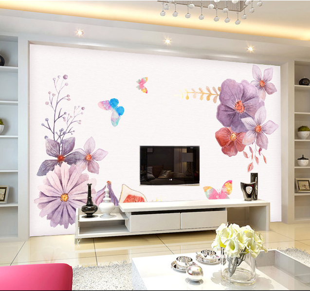 3D Simple  Pretty 83 Wall Paper Murals Wall Print Wall Wallpaper Mural AU Kyra